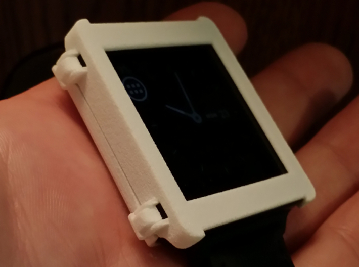 LG G Watch Snap Case 3d printed