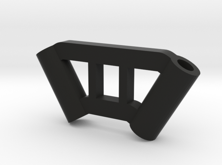 ImmersionRC EzUHF 8CH Antenna Bracket 60° 3d printed
