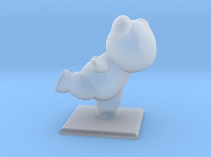 Yuna Bear Micro 3d printed