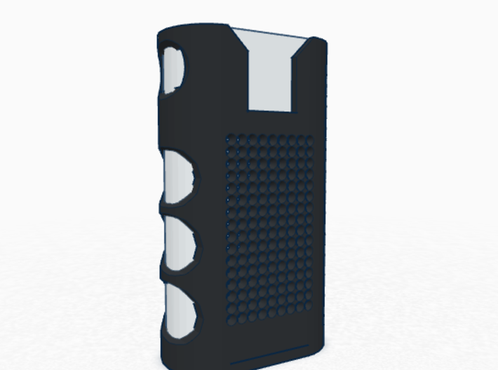 Istick 50 watt case 3d printed
