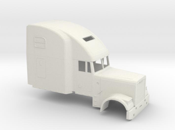 1/87 Freightliner Classic XL High Sleeper 3d printed