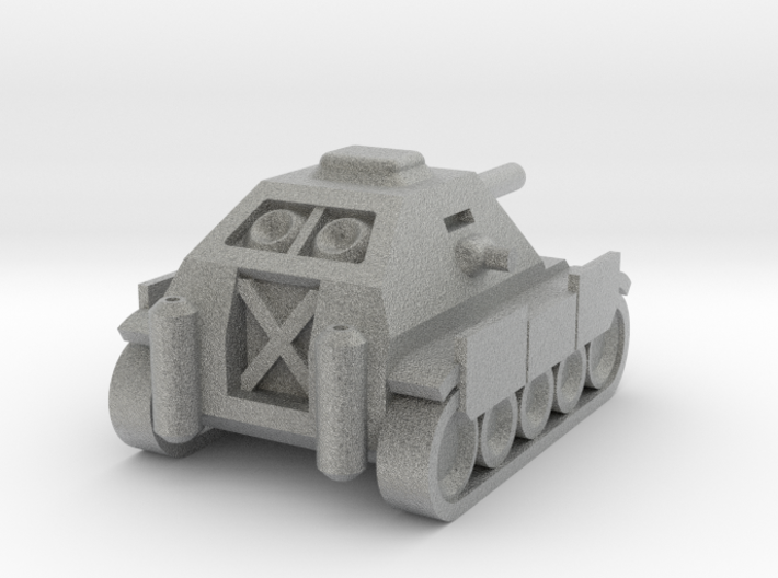 Jagdpanzer IV 3d printed