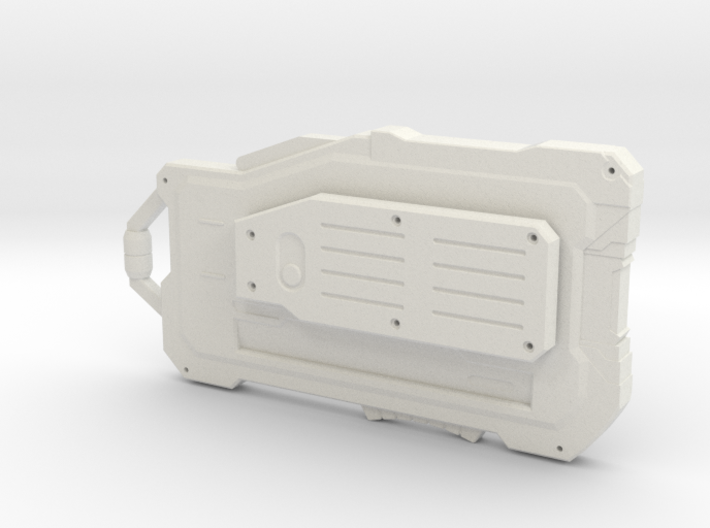 Communications Tac-Pad 3d printed
