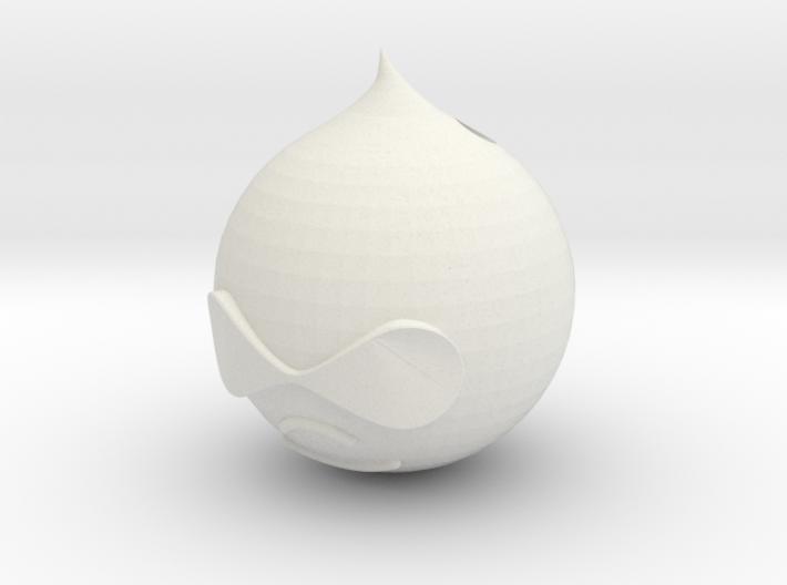 Drupal 3d printed