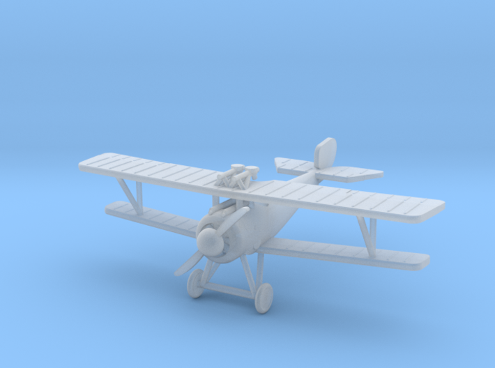 Nieuport 17 N2263 1:144th Scale 3d printed
