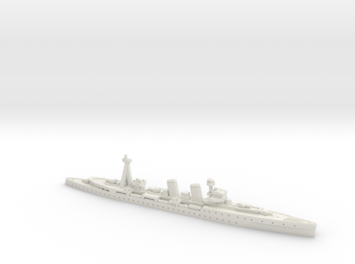 Galicia 1/1800 3d printed