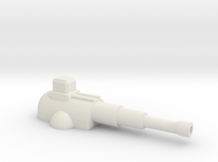 Heavy Cannon 3d printed