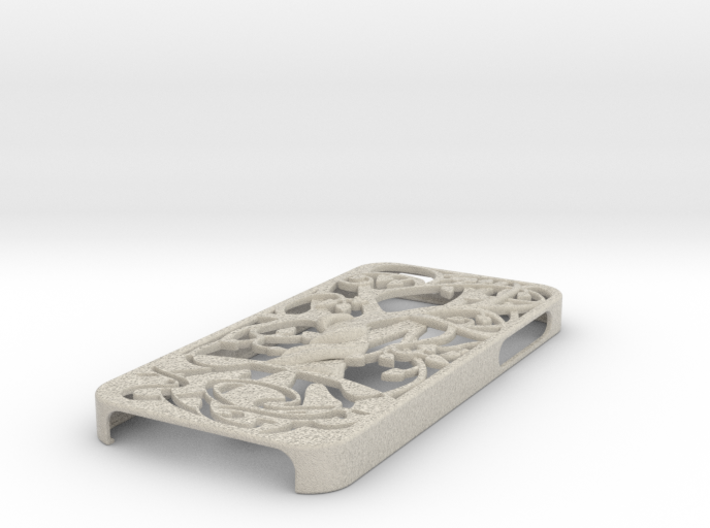 """Iphone 5, 5S case """"Tree of life"""" 3d printed"""