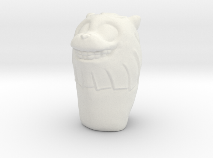 Merlion 3d printed