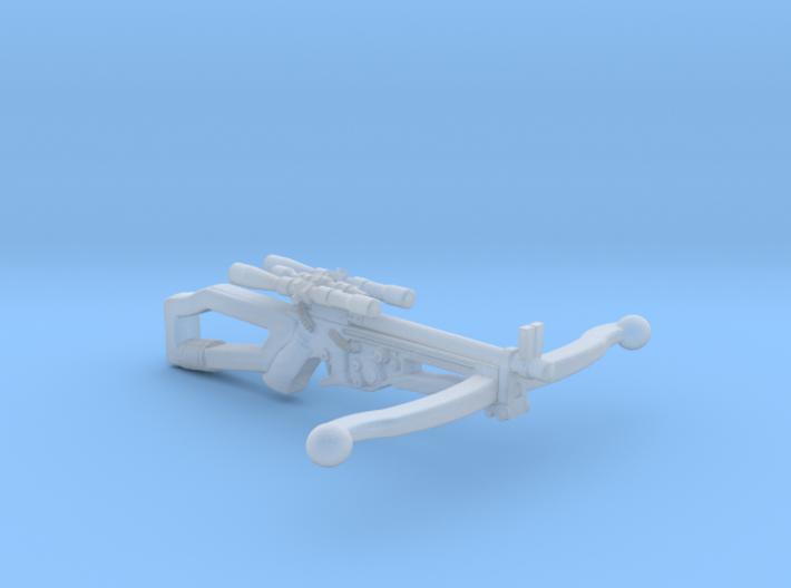 CHEWIE BOWCASTER DEAGO 3d printed