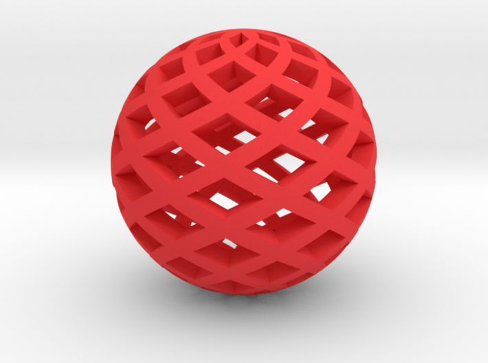 Sphere, Small 3d printed