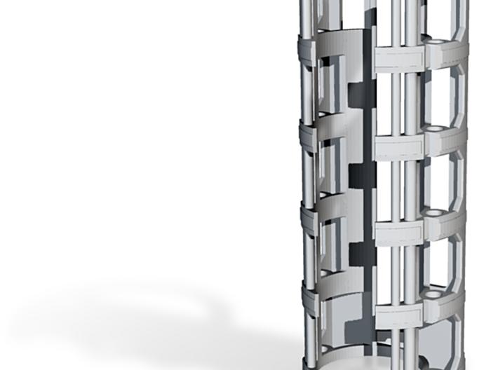 GCM111-01-UNI - Sounboard + 18650 cell 3d printed