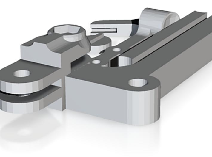 SWG - Shutter Trigger 3d printed