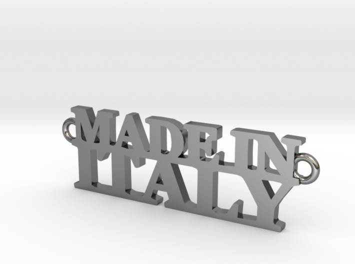 Made in ITALY Pendant 3d printed