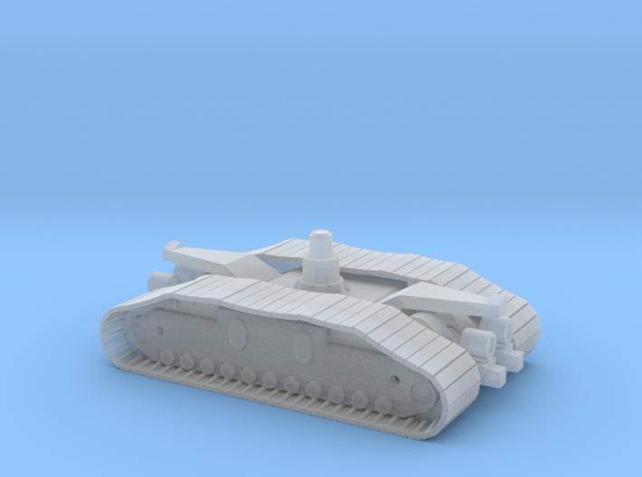 1/400 NASA Crawler vehicle 3d printed