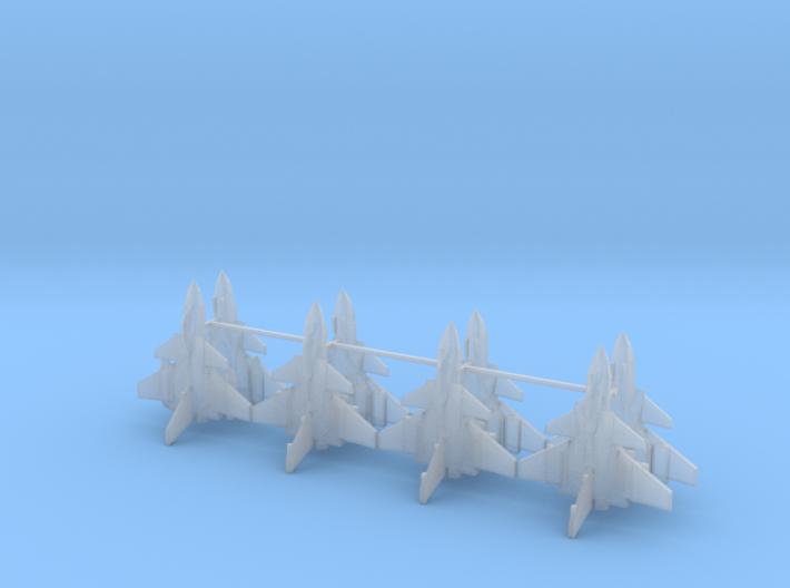 [Galaxia] Tempest GR4 Squadron w/ 2x GR1K 'Buddy' 3d printed