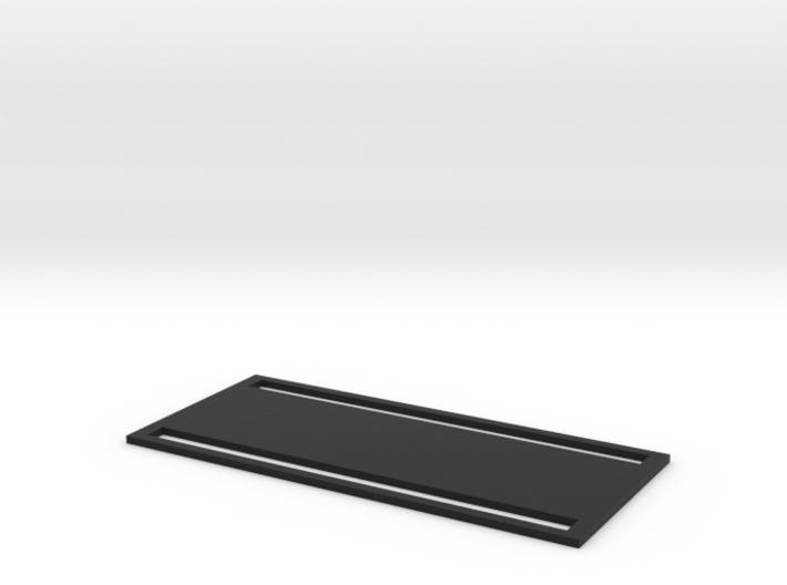 ROTS Belt Box Mesh Back Plate 3d printed