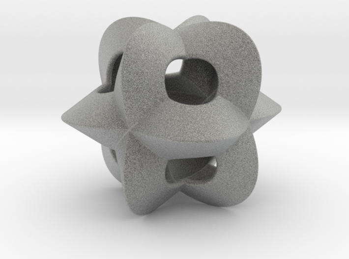 Pendant-c-4-3-30-p1o 3d printed
