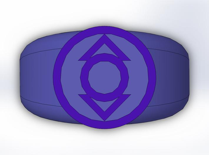 Indigo Lantern Ring Rraagp8nb By Trekgineer22