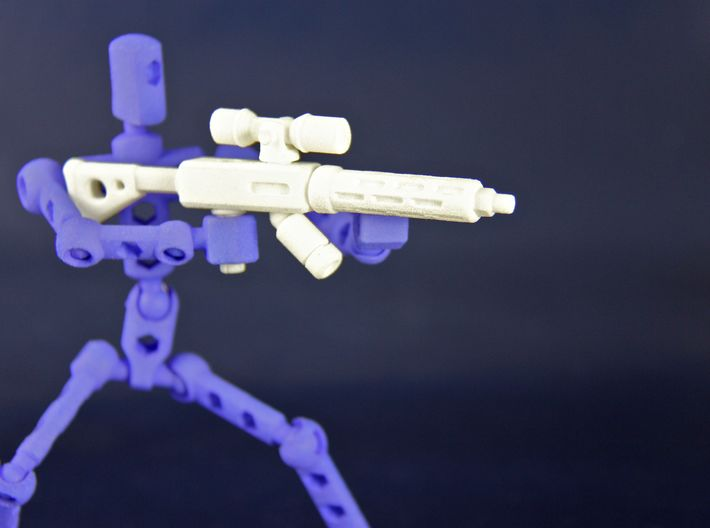 ReCon System DIY Firearm Kit 3d printed Recon System DIY Firearm Kit