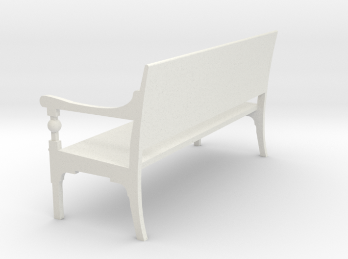 Bench 3d printed