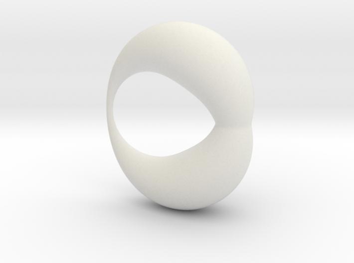 0053 Antisymmetric Torus (p=1.5) #002 3d printed