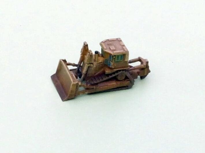 Armored Dozer Doobi 1/144 Scale 3d printed 1/285 Scale Model