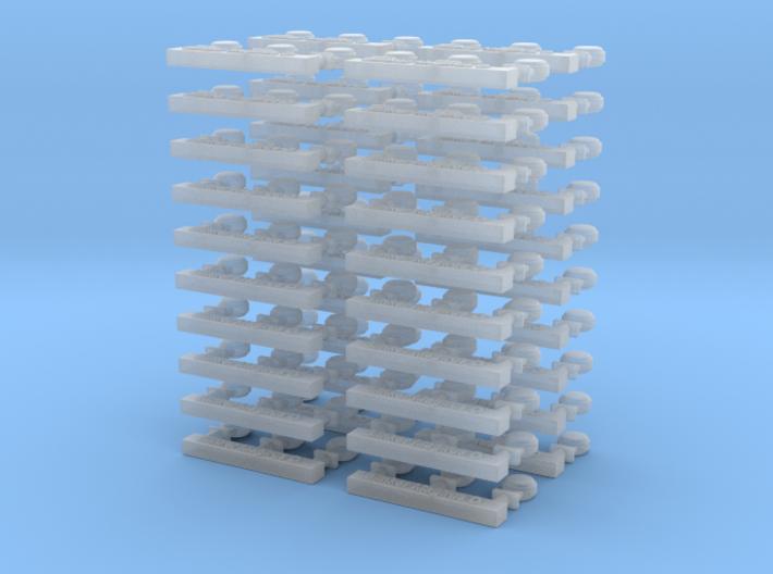 Blinker für Magirus D 40 x 3 Stck 3d printed