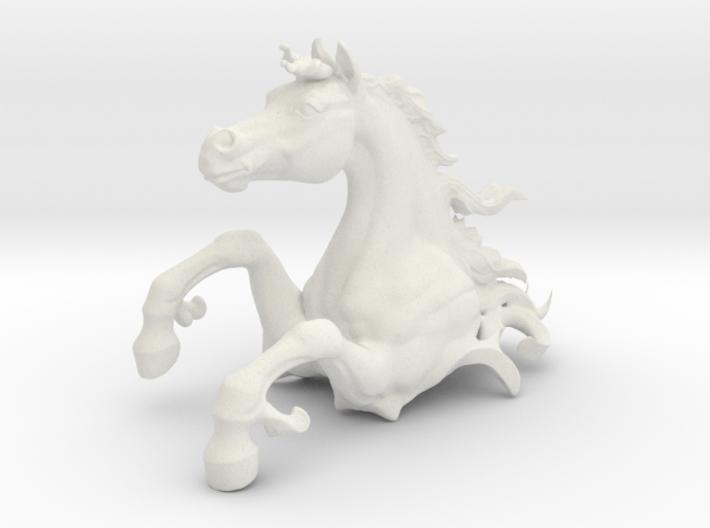 Skin HorseTest7 3d printed
