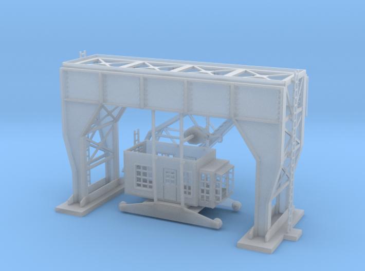 Gantry Crane Z Scale 3d printed