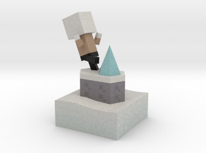 Mr Jump - Level 4 3d printed