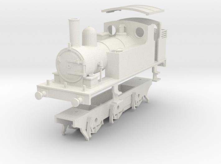 Great Eastern Railway E22 (LNER J65) class 3d printed