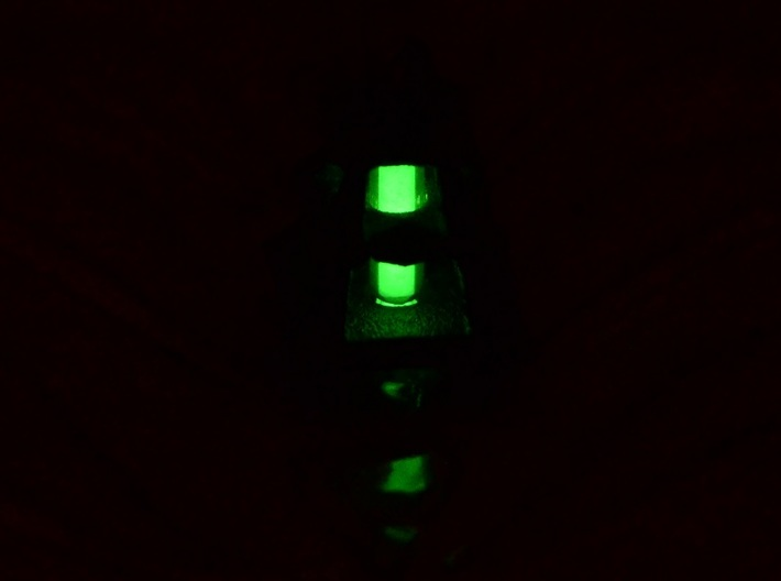 Thresh Tritium Lantern (All Materials) 3d printed