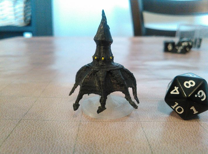 Darkmantle 3d printed