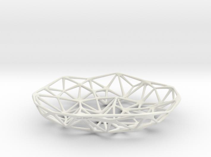 AltoCloud Bowl - Small 3d printed