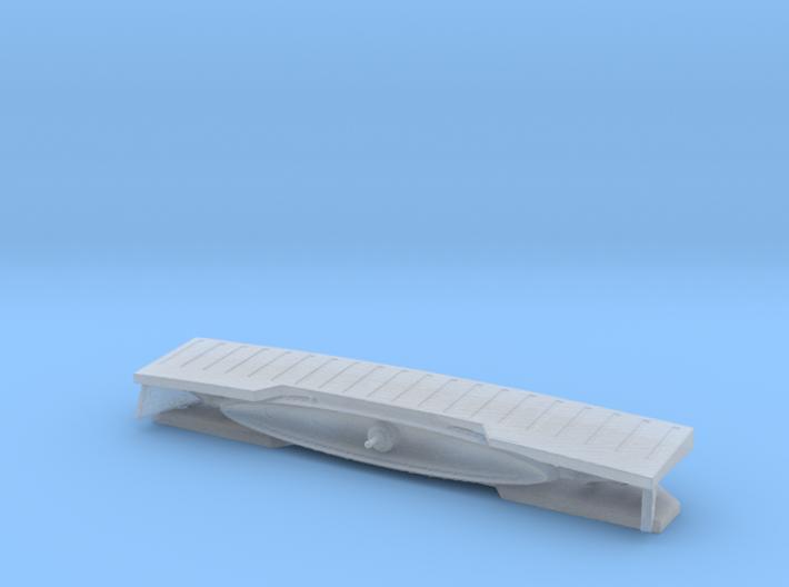 NXE Deflector 3d printed