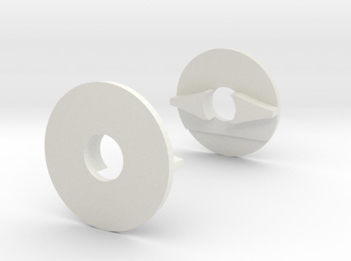 Pro Shields 3d printed