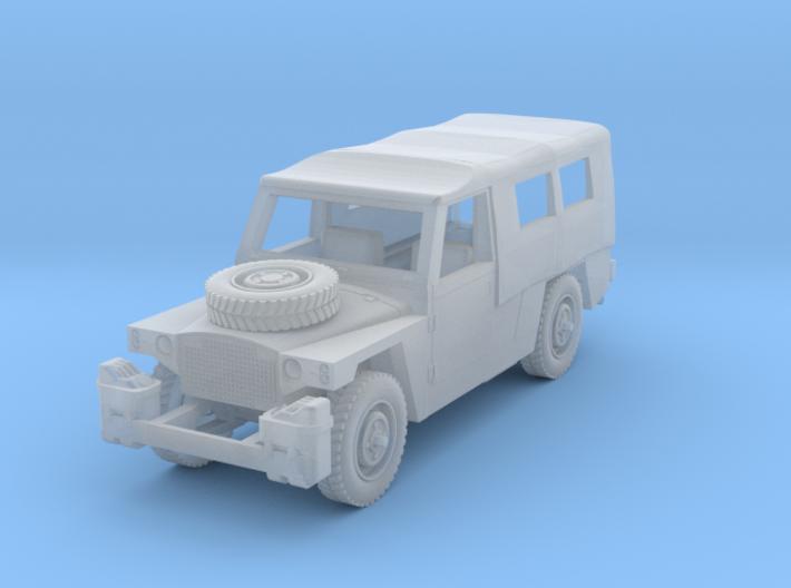 Land Rover Santana 109 H0 3d printed