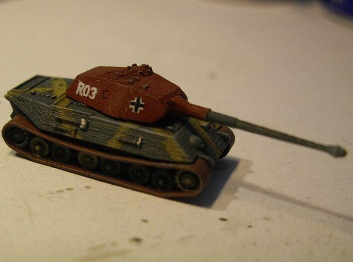 "Porsche VK4502 P1 & P2 ""King Tiger"" 1/285 6mm 3d printed Thank you Peter!"