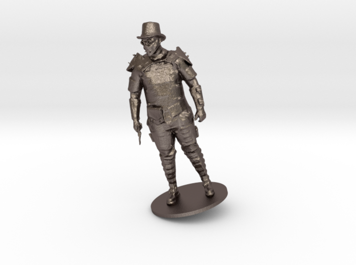 James Neathery 3d printed