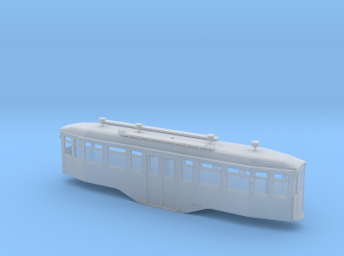 Gehäuse OEG Halbzug Steuerwagen 3d printed