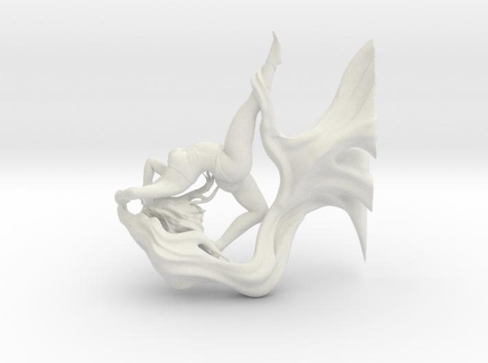 Dancer 148mm. 3d printed