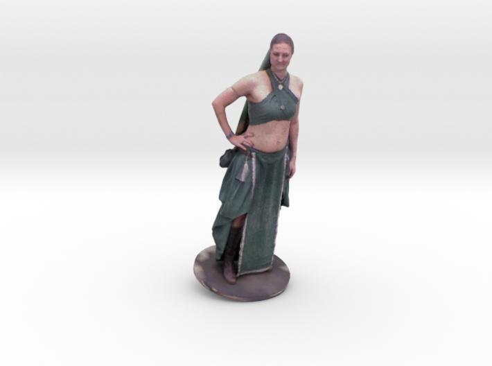 Suzie Morgan As Epona 3d printed