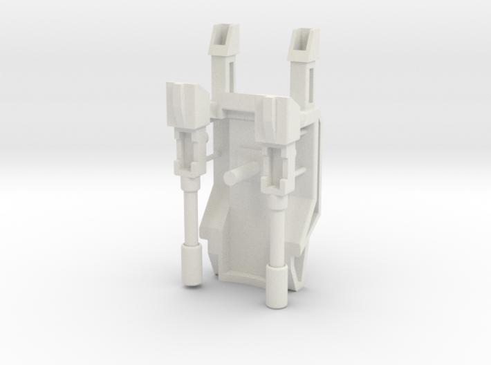 Customatron - Nephthys - Backpack Kit 3d printed