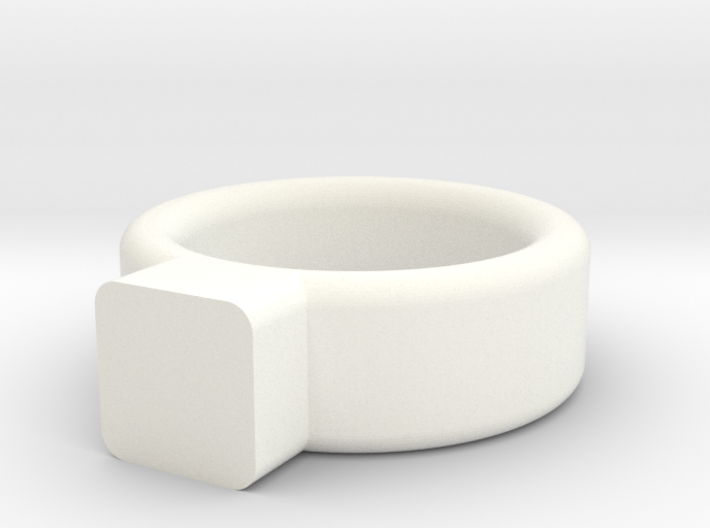 Toy Jewelry Ring Band 3d printed