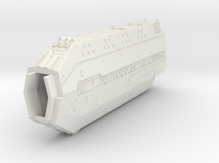 LoGH Alliance Patroklos 1:3000 (Part 2/3) 3d printed