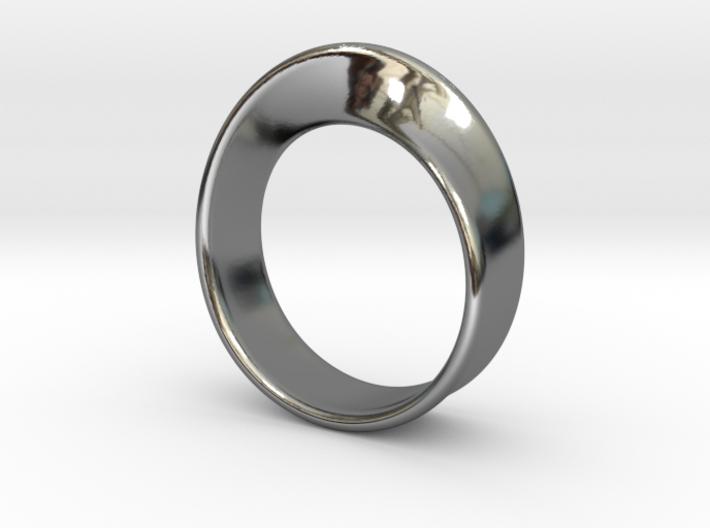 Moebius Ring 19.5 3d printed