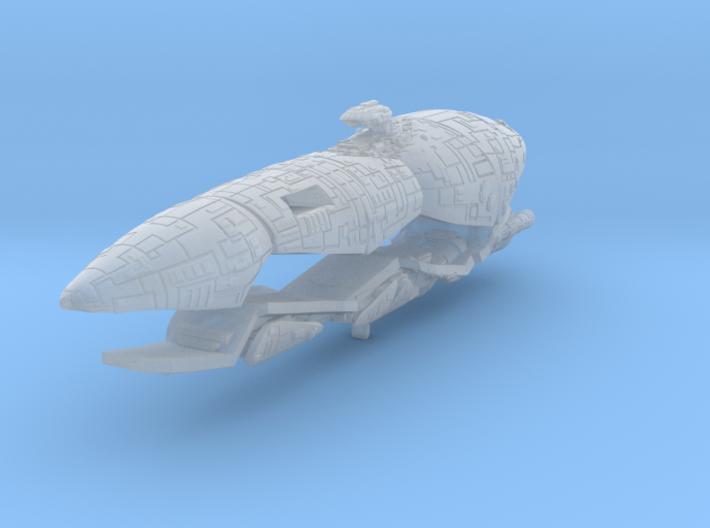 Arm Strike Carrier Small Ship Peg 3d printed