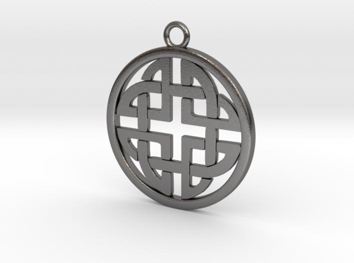 Celtic Pendant 4 3d printed