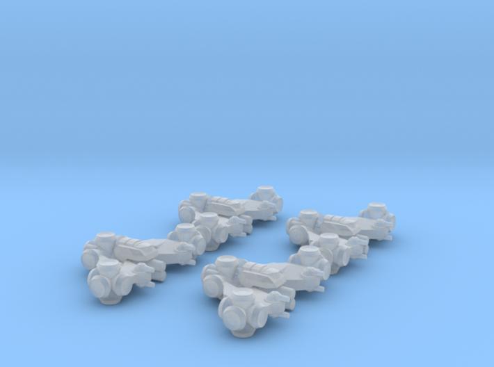 Renar Strike Wing 3d printed